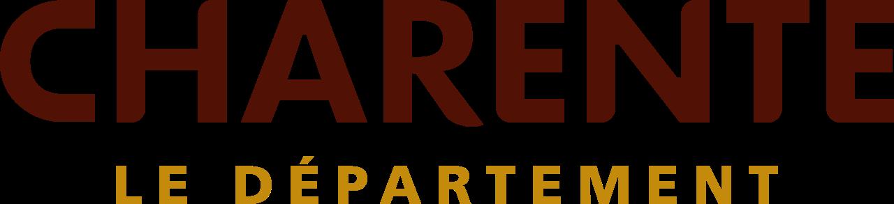 logo departement charente